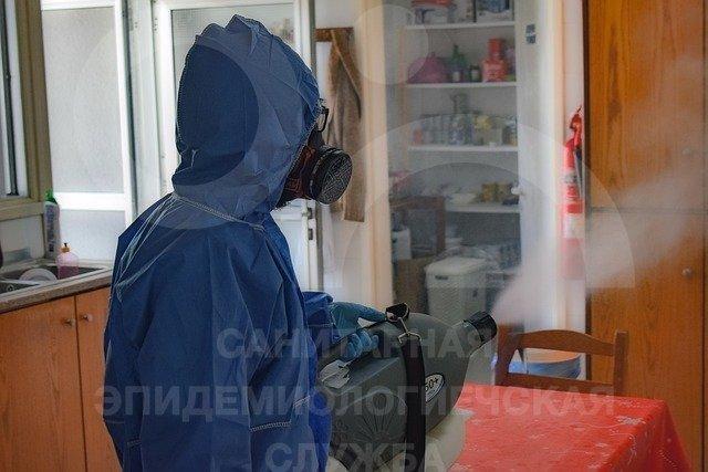 обработка клопы в квартире цена в москве