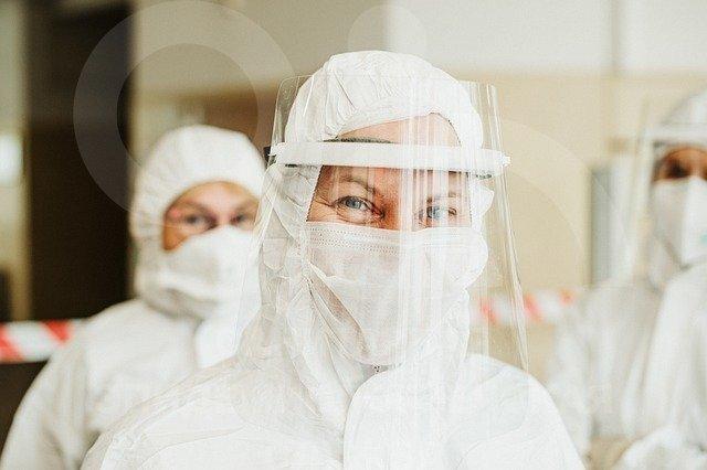 служба дезинфекции коронавируса