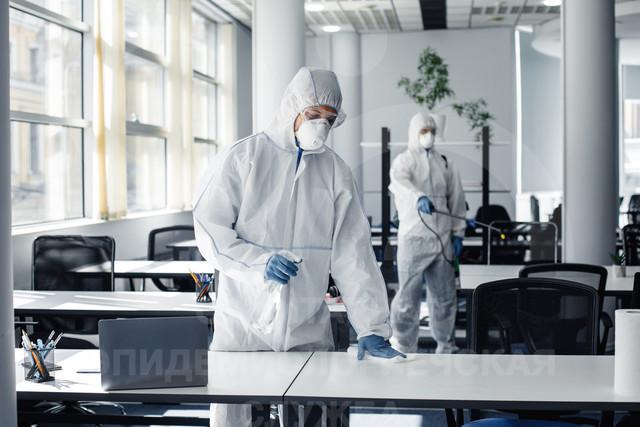 профессиональная помощь в борьбе с вирусами и бактериями